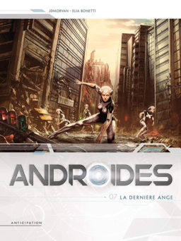 9789463942436, androiïden 7 hc, laatste der engelen