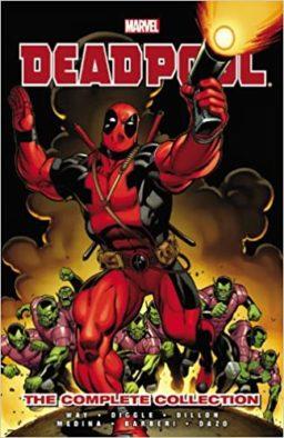 9780785185321, Deadpool complete daniel way 1