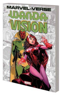 9781302927349, Marvel-verse, wanda and vision