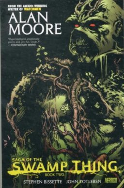 9781401225445, Saga of the, Swamp thing 2