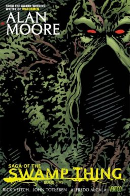 9781401230968, swamp thing 5, saga of the