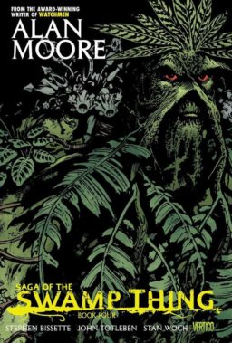 9781401240462, swamp thing 4, saga of the