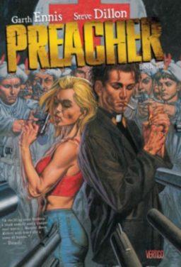 9781401242558, Preacher book two