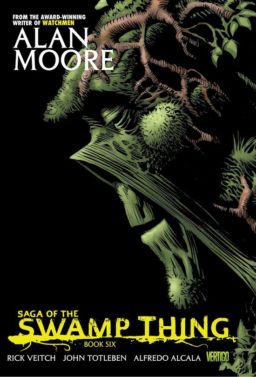 9781401246921, Swamp thing 6, saga of the