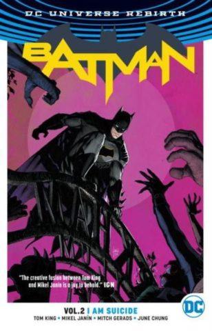 9781401268541, Batman 2, I am suicide