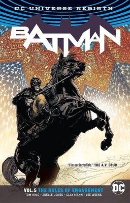 Batman 5, the rules of engagement, 9781401277314