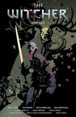 9781506706825, 9781506713946, The witcher omnibus TP