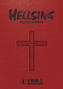 9781506715537, Hellsing deluxe 1