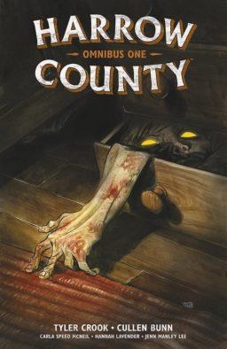 9781506719917, Harrow County omnibus one