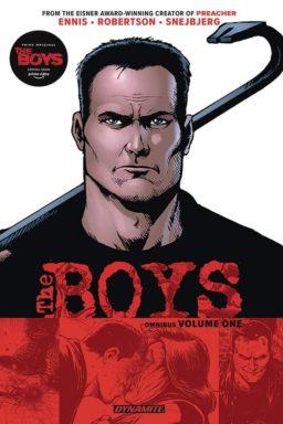 9781524108595, The Boys omnibus 1