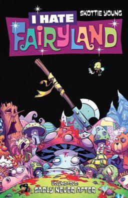 9781534306806, I hate fairyland 4, sadly never after