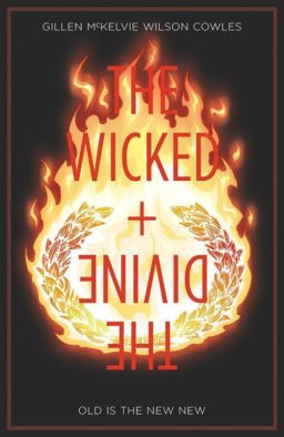 9781534308800, old is the new new, the wicked + the divine 8