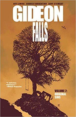 9781534310674, Original Sins, gideon falls 2