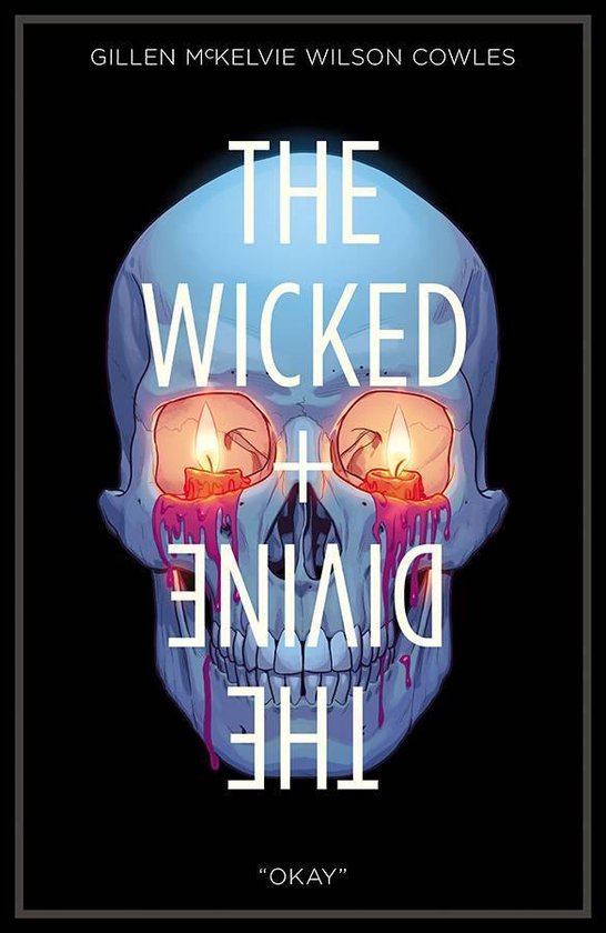 9781534312494, The wicked + the divine 9, okay