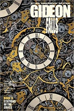 9781534313446, gideon falls 3, stations of the cross