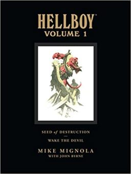 9781593079109, Hellboy Library Edition 1