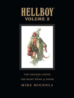 9781593079895, Hellboy library edition 2