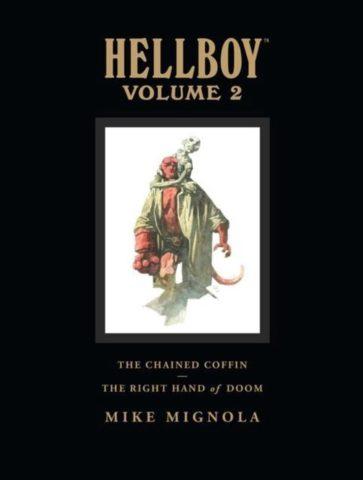 9781593079895, Hellboy library edition 2