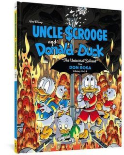 Don Rosa library 6, The universal Solvent