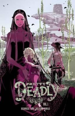 9781607069621, pretty deadly 1