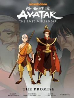 9781616550745, Avatar the last airbender, the promise