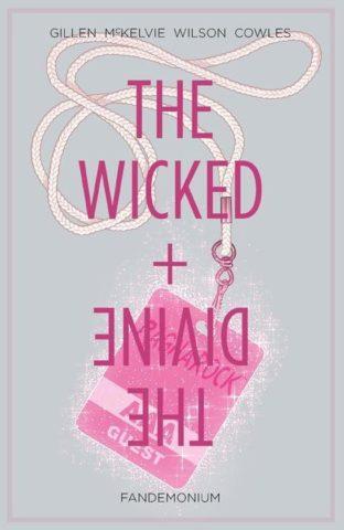 9781632153272, The Wicked + The Divine 2, Fandemonium