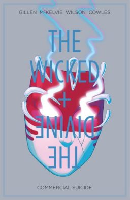9781632156310, The Wicked + The divine 3, Commercial Suicide