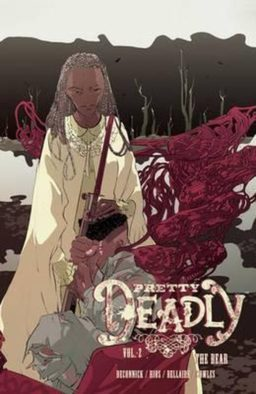 9781632156945, pretty deadly 2, the bear