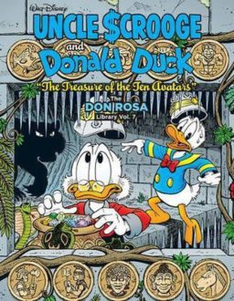 Don Rosa Library 7, 9781683960065, treasure of the seven avatars