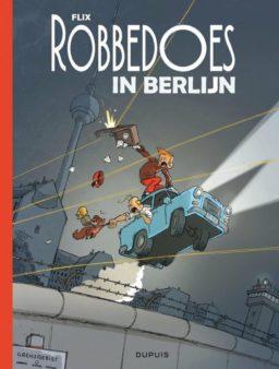9789031439508, robbedoes in berlijn, robbedoes door flix