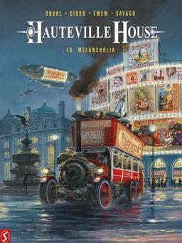 9789463067027, Hauteville House 16 - Melancholia