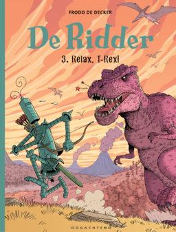 9789492672445, relax T-Rex, De Ridder 3