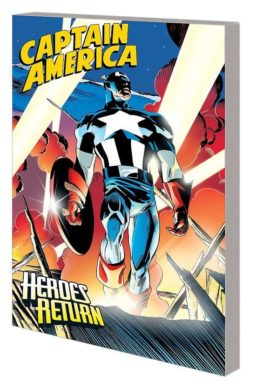 9781302923242, Captain America Heroes Return