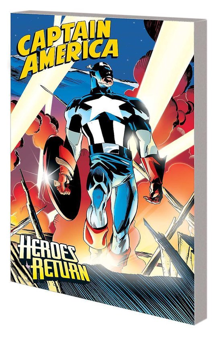 9781302923242, Captain America Heroes Return