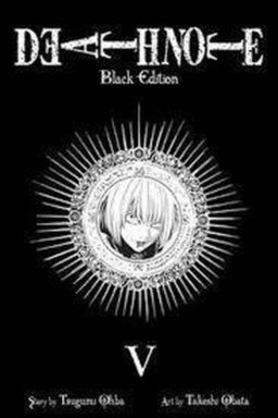 9781421539683, Death Note Black Edition 5