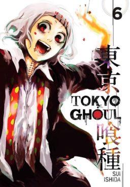 9781421580418, tokyo ghoul 6