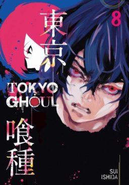 9781421580432, tokyo ghoul 8