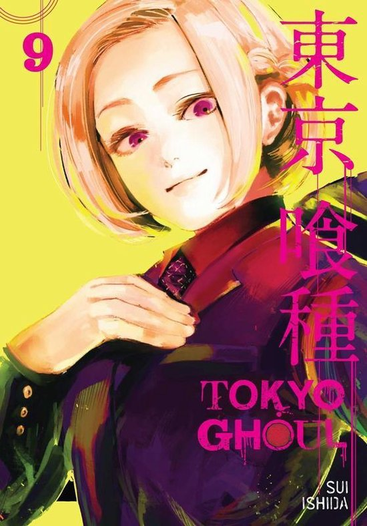 tokyo ghoul 9, 9781421580449