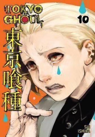 9781421580456, tokyo ghoul 10