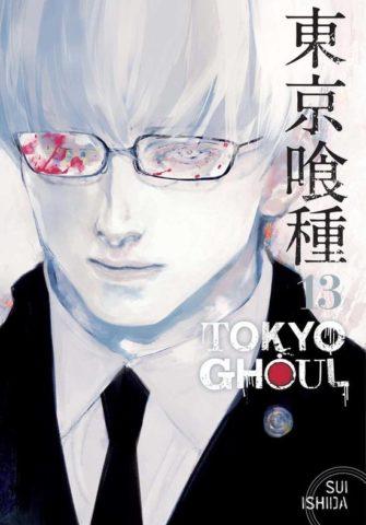 9781421590424, tokyo ghoul 13