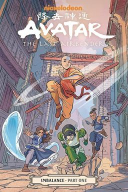 9781506704890, Avatar The Last Airbender - Imbalance part 1