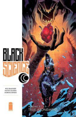 9781534300330, Black Science 5, true atonement