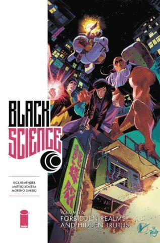9781534301825, black science 6, forbidden realms,