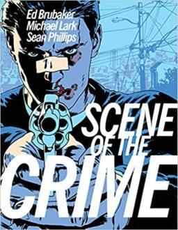 Scene of the crime, 9781534319349