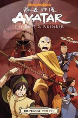 9781595828750, avatar the last airbender the promise part 2