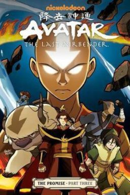 9781595829412', avatar the last airbender - the promise part 3