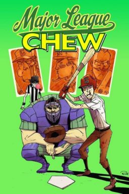 9781607065234, chew 5, major league chew
