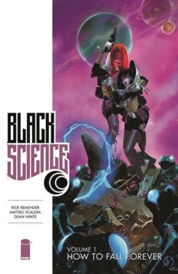 Black Science 1, how to fall forever, 9781607069676