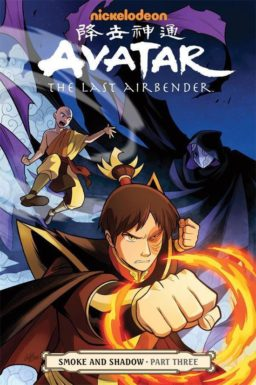 9781616558383, Avatar The Last Airbender - Smoke and Shadow 3