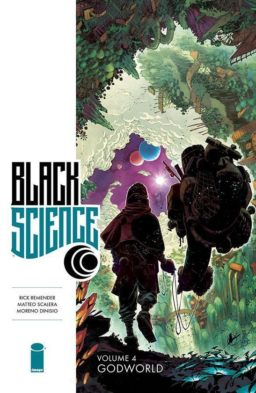 9781632153951, Black Science 4, Godworld